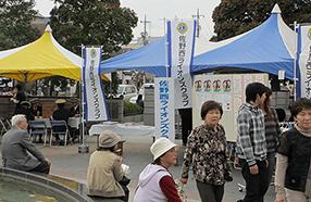 佐野市国際交流フェスティバル 外国人の困り事相談会写真